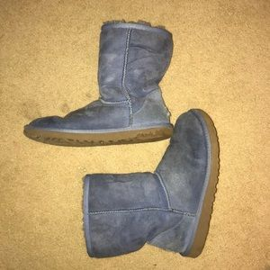 Periwinkle UGG's